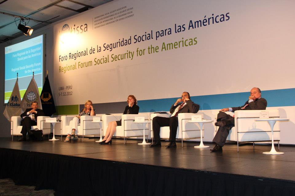 Foro de Seguridad Social en las Américas: nuevos desafíos