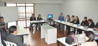Capacitación a un nuevo grupo de Asesores Previsionales