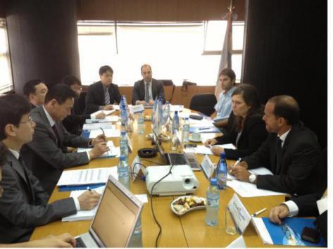 Avances en Convenio de Seguridad Social Argentina-Corea del Sur