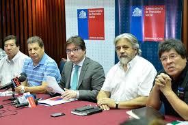 Ministro chileno