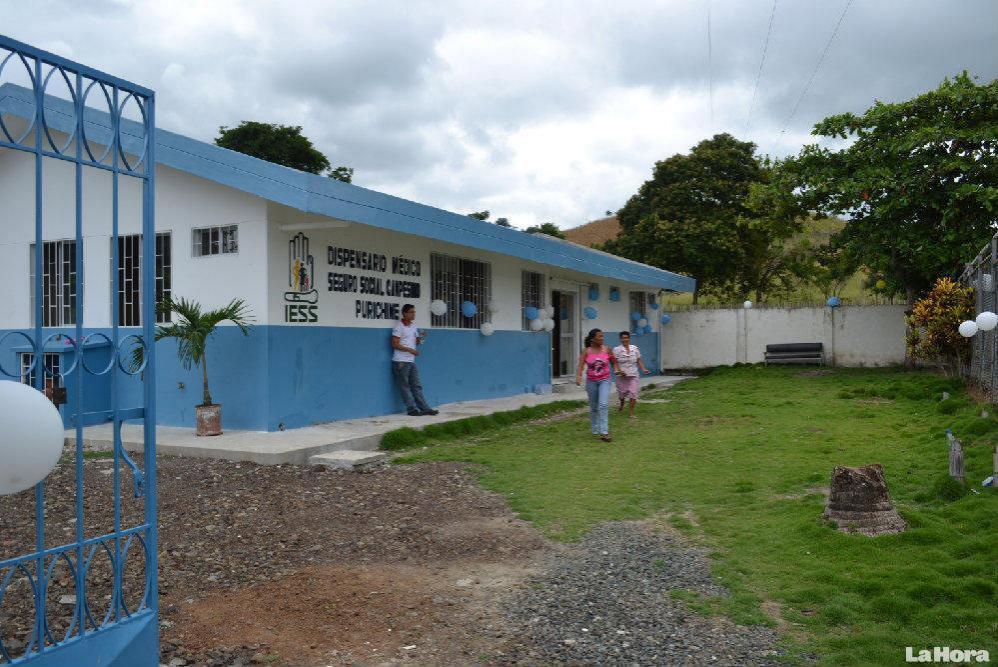 Así funciona el Seguro Social Campesino en Ecuador