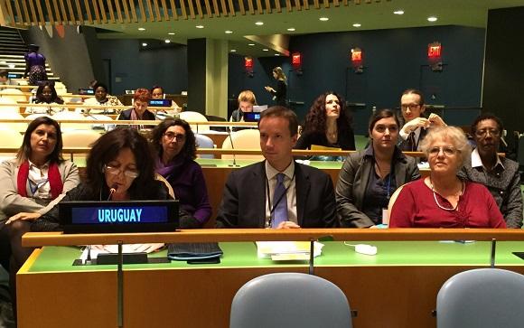 La mujer y la Seguridad Social en Uruguay