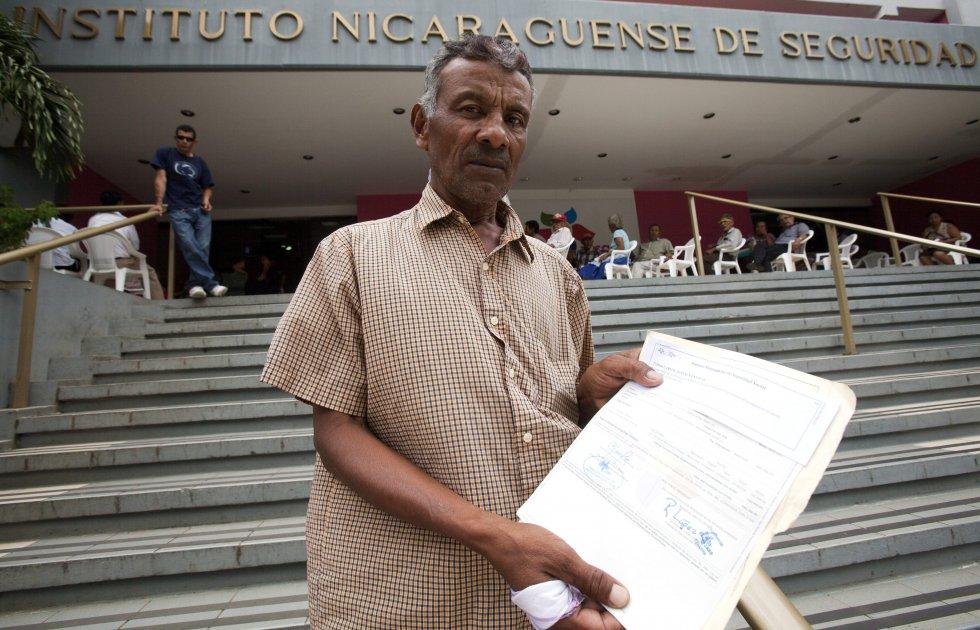 Aprueban pensión reducida en Nicaragua