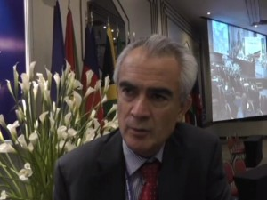 Nuevo Director OIT, Salazar