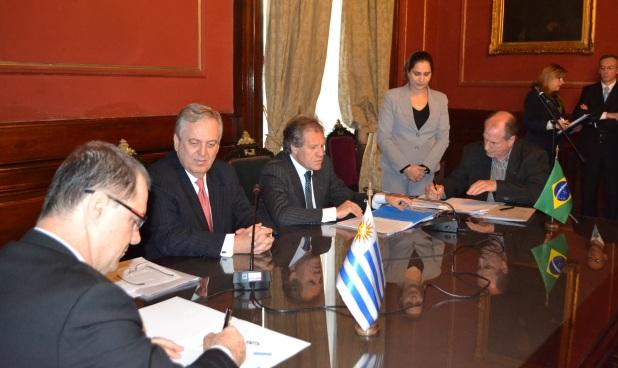 ¿Cuáles son los beneficios del acuerdo Uruguay-Brasil?