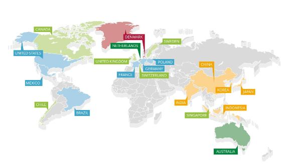 Ranking de sistemas de pensiones en el mundo