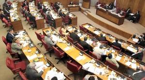 Paraguay senadores