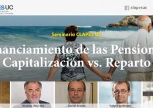 Seminario pensiones Chile
