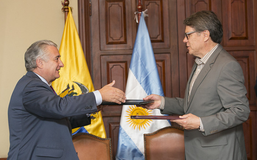 Dos países de América Latina firman Convenio de Seguridad Social