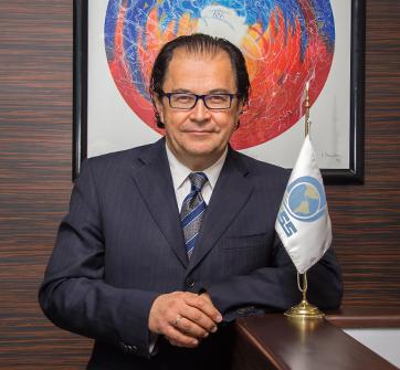 Nuevo Secretario General de la CISS