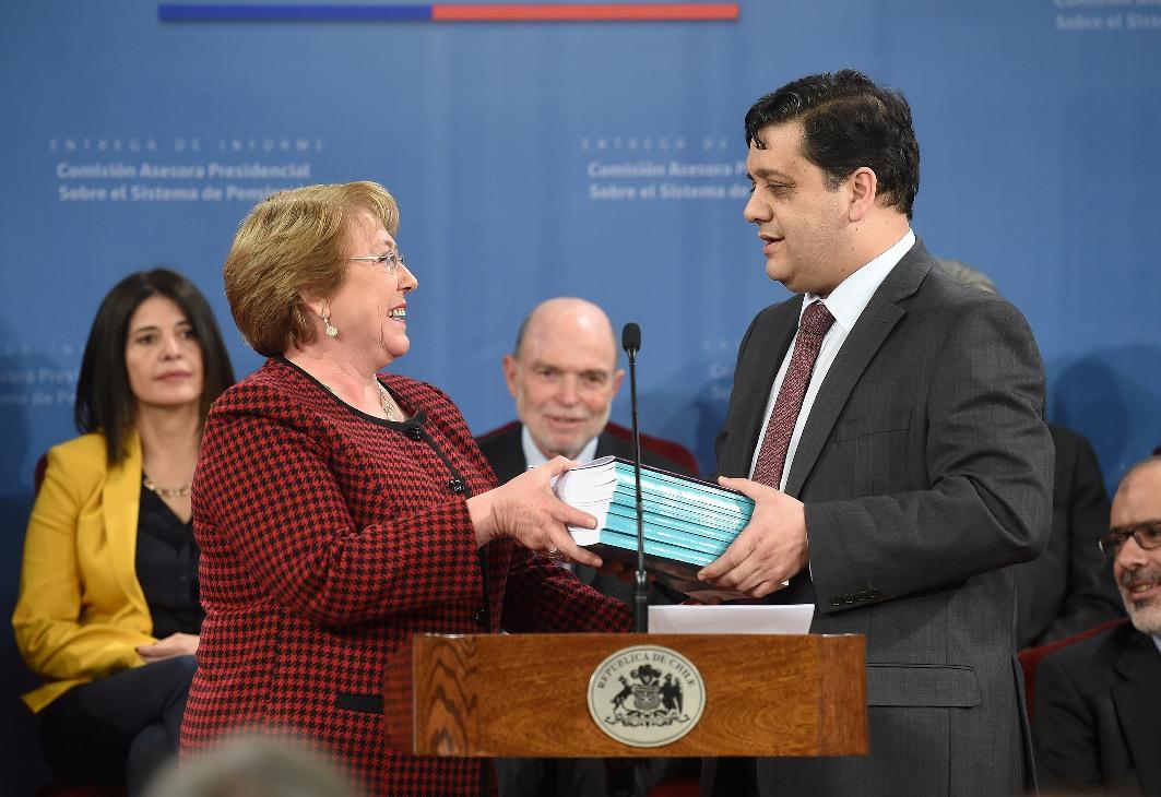 Patrones de cotización en el Sistema de Pensiones de Chile