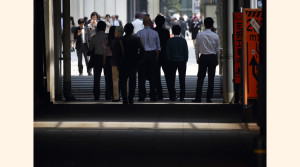 General Images Of Pedestrians As Japan's Population Shrinks For Third Year