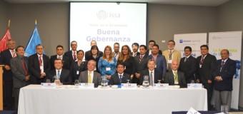 Taller de la AISS sobre Buena Gobernanza, en Lima