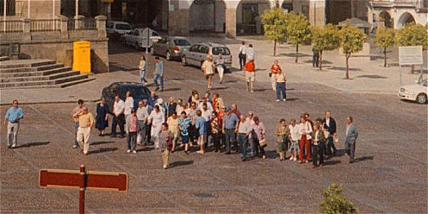 Colombianos con menos Seguridad Social en España