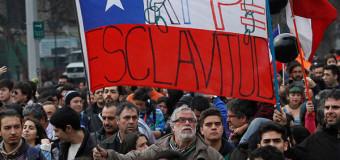 """Chile, Vocero de agrupación """"No + AFP"""": """"Es un llamado de atención a las autoridades"""""""