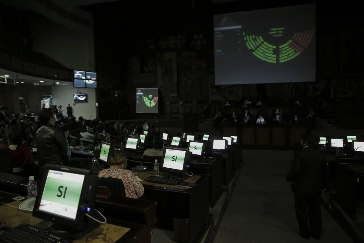 Ecuador: nueva ley de Seguridad Social de las Fuerzas Armadas