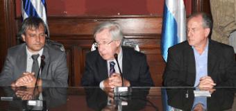 Uruguay firma acuerdo con Luxemburgo