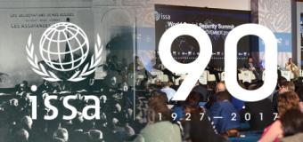AISS: 90 Años de excelencia en Seguridad Social (1927-2017)