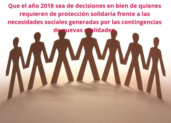 Bienvenido 2018