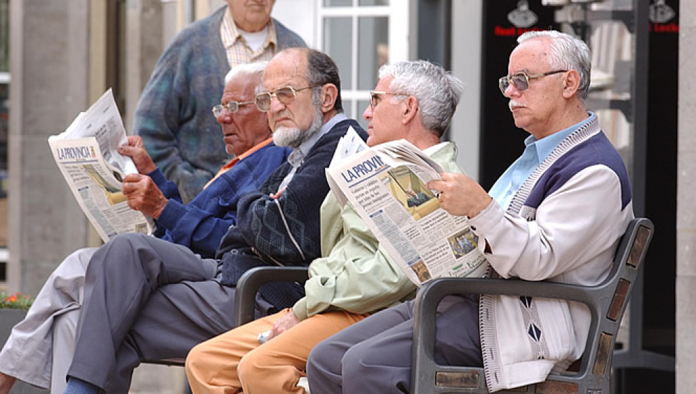 ¿Cuánto se cobra de pensión en Europa? (Vídeo)