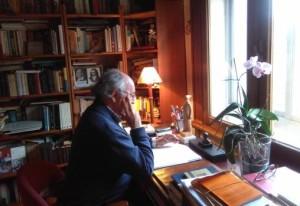 Escritores jubilados