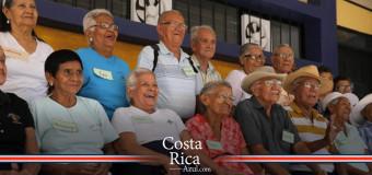 Población adulta mayor en Costa Rica (Cuadro estadístico)