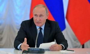 Putin jubiaciones Rusia