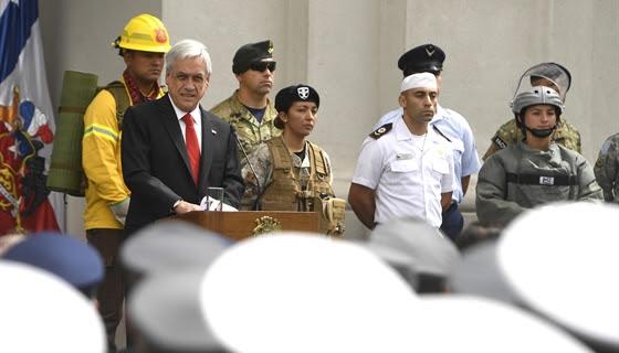 Proyecto sobre jubilación en Fuerzas Armadas de Chile