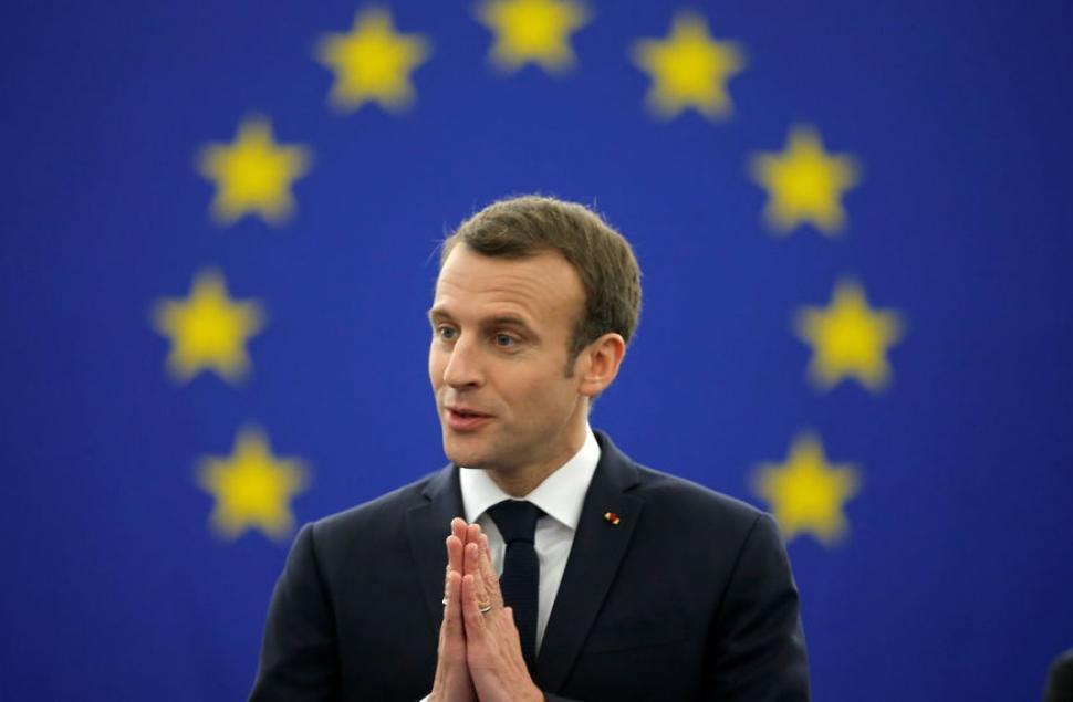 Macron renunciará a su pensión vitalicia como expresidente