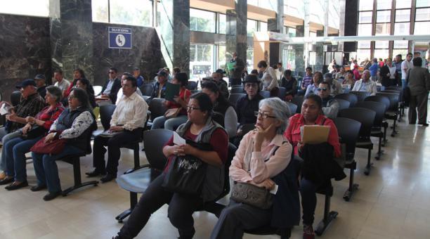 Ecuador: El descuento que se hizo a jubilados no será devuelto