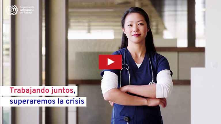 El COVID-19 y el mundo del trabajo: Mensaje de la OIT (vídeo)