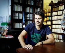 """Laurent Binet: """"Con los incas, tendríamos seguridad social desde hace siglos"""""""