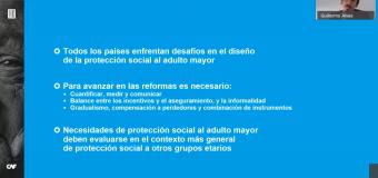 Los retos para reforzar la sostenibilidad de la protección social al adulto mayor en Argentina